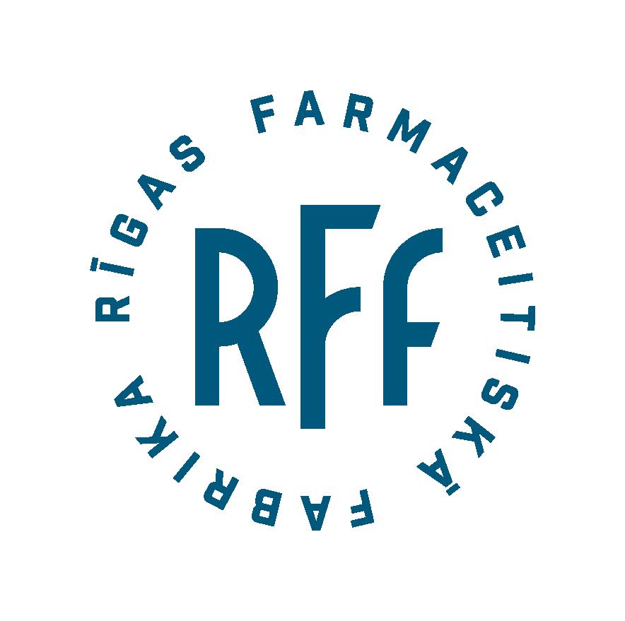 RĪGAS FARMACEITISKĀ FABRIKA, AS logo