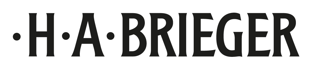 H.A.Brieger logo